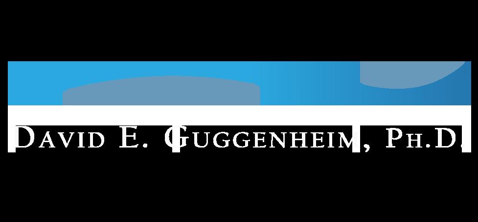 David E Guggenheim, Ph.D.